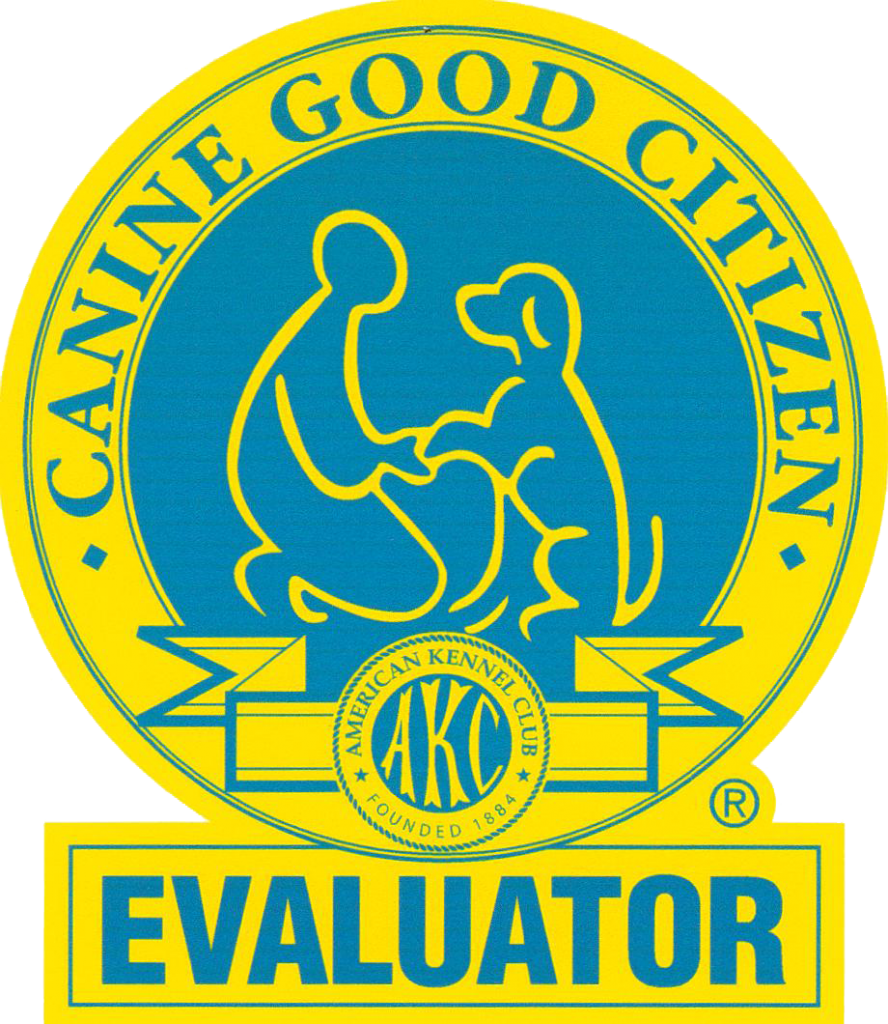 Akc Evaluator logo